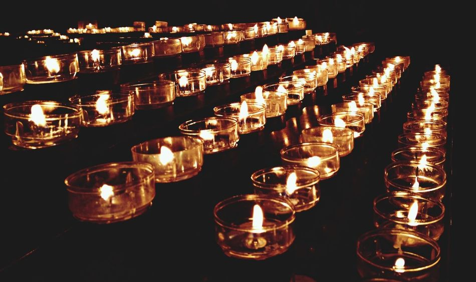 Kerzen im Kölner Dom Candle Light Candle Kerzenlicht Kerzen