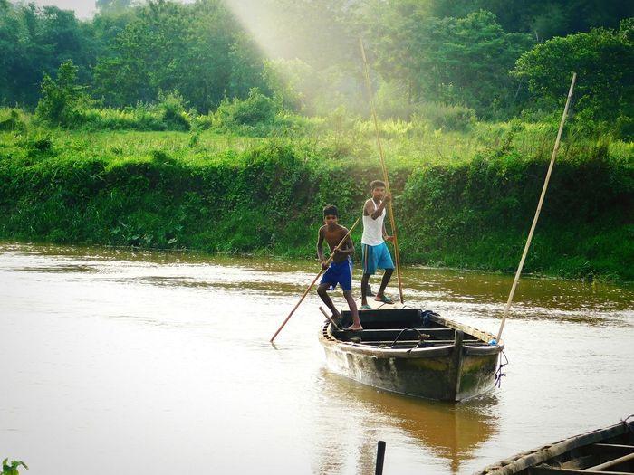 #boat #assam