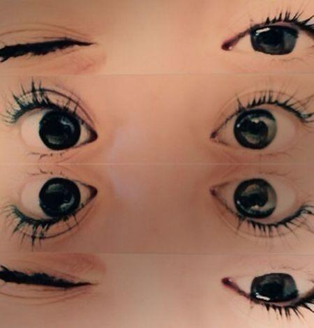 Lol my eyes tho