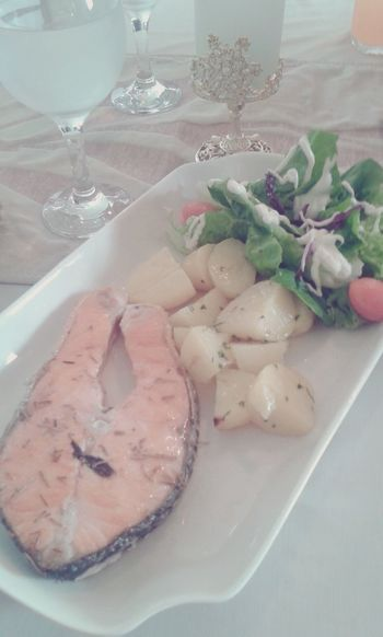 Delicious ! Salmon Grilled :)