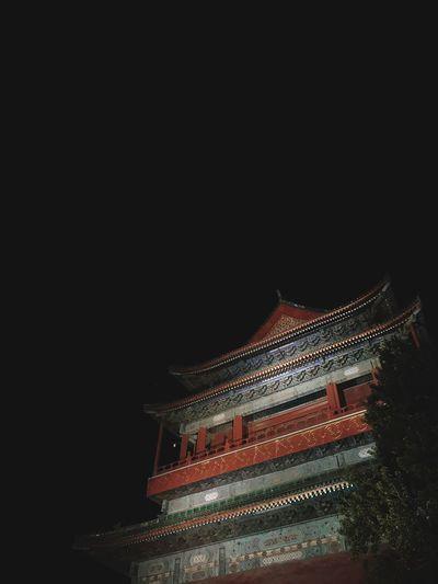 Beijing Drum Tower Nightphotography IPhoneography Neighborhood Map The Street Photographer - 2017 EyeEm Awards
