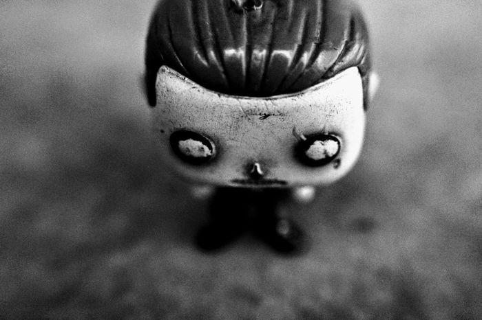 B&w macro joker Close-up Macro Macro Photography Joker Jared Leto SuicideSquad Black & White Black And White Photography