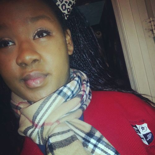 This Morning Before School :)
