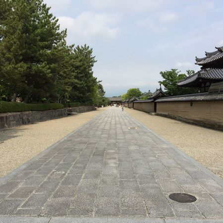 法隆寺 奈良 寺 Japanese Temple NNara