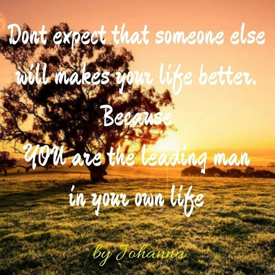 Hello World My Quotes!! Johanna'sQuotes From My Point Of View Followme Expression Life Quotes Inspirational Quote Hello World ✌ Thoughts & Quotes