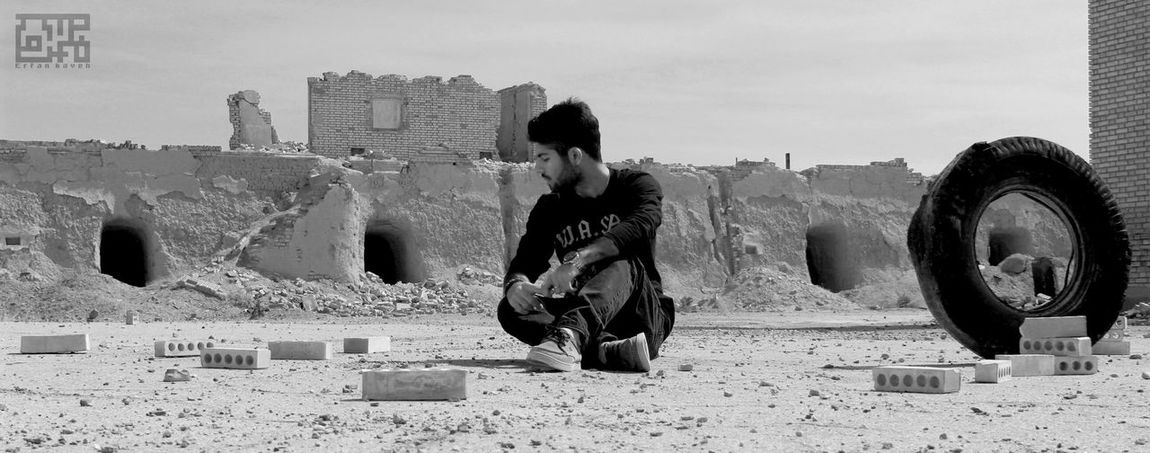 Khaje Omid Sad Erfan Dark Photography Horror_of_darkness Black And White W.a.s.p