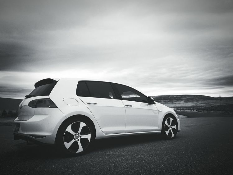 Car Transportation Travel Landscape Mode Of Transport Cloud - Sky Mk7gti Driving Scenics Outdoors Check This Out Thisiscool Blackandwhite Photography B&w Black & White Is38mk8gti GTI VW EyeEm Best Shots EyeEmBestPics Hanging Out Anotherdayofmylife:)) Hadtophoto Amazing Views Taking Photos