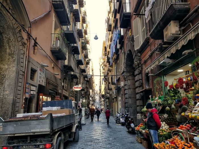 Spaccanapoli Napoli Streetphotography Naples Walking Around Street City Cold Temperature Architecture Large Group Of People City Street Building Exterior Winter Travel Destinations Walking Built Structure People Outdoors Adults Only Snow Men Christmas Road Illuminated Adult First Eyeem Photo