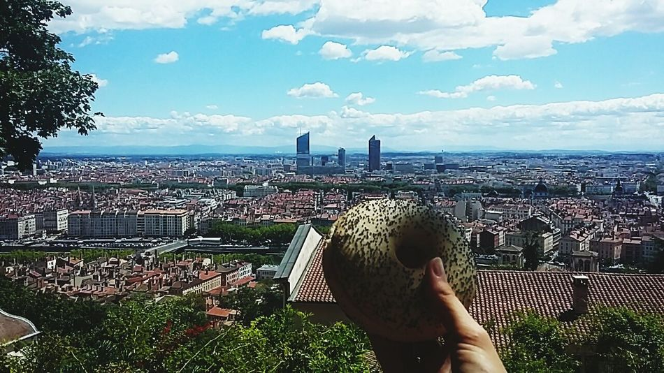 Vieux Lyon  Lyon France Summer ☀ Panoramic Photography Enjoying The View Bagels Bestfriend Discovering Great Works The Places I've Been Today