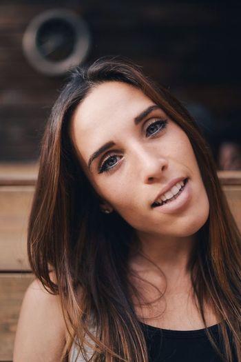 Portraits Portrait EyeEm Selects Long Hair Beautiful Woman Young Women Women Lifestyles Human Face First Eyeem Photo
