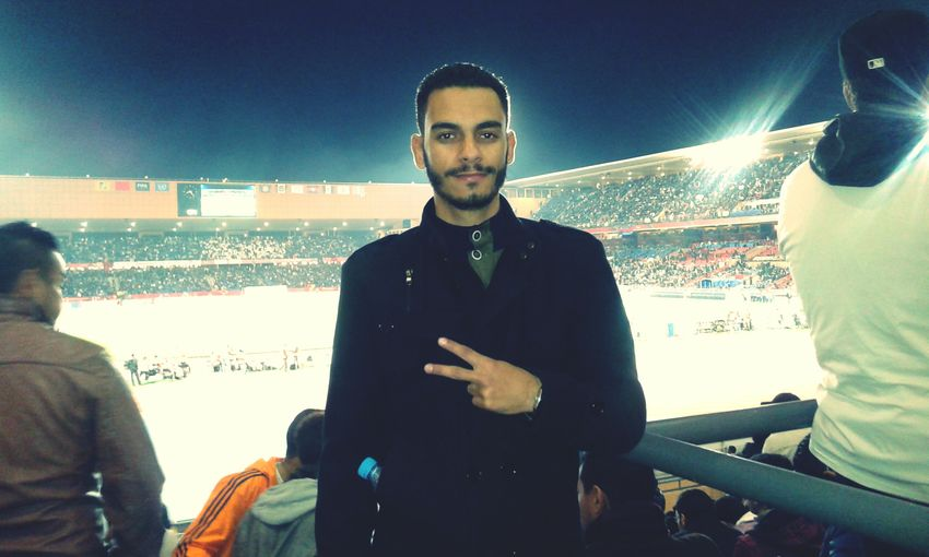 Hello World Beauty Stadium Final Copadelmundo Realmadrid That's Me Tifosi Worldcup Sanlorenzo