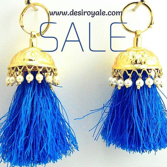 www.desiroyale.com Check out our Beautiful Goldplated Pearl Earrings Jhumka upto 60%off Sale Freeshipping Desi Desiroyale Wedding Punjabi Picoftheday Photooftheday Indianbride Accessories Jewelry Buy Online  Shopping Desiweddings Burningman Anthropologie Zara Indiansuit Diwali rakhi gift bride stones bridal