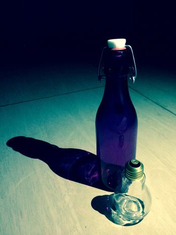 Bottles,Shadows And Some Perfect Light 👌
