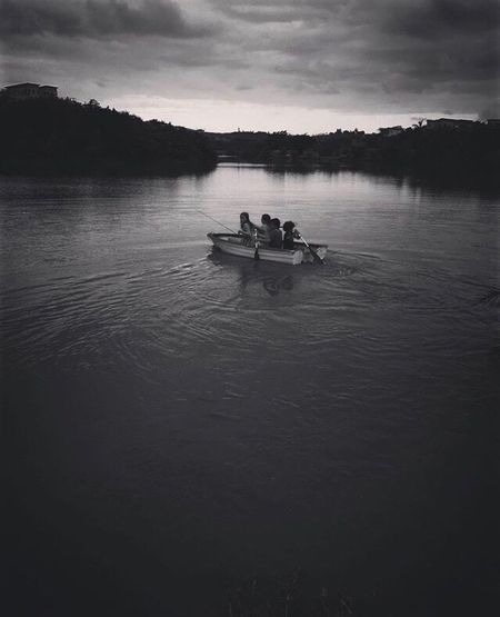 Rowboat black