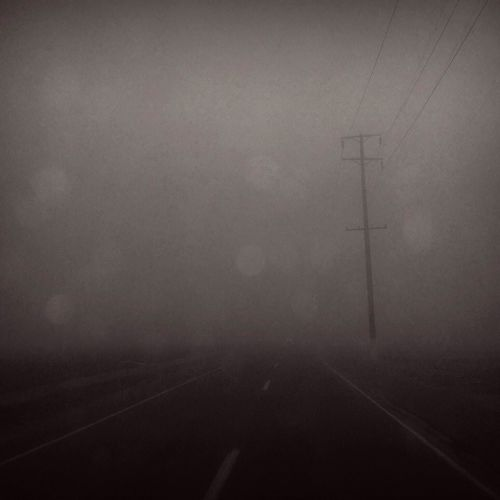 Black & White Tadaa Community Landscape_Collection Country Visalia Lonely
