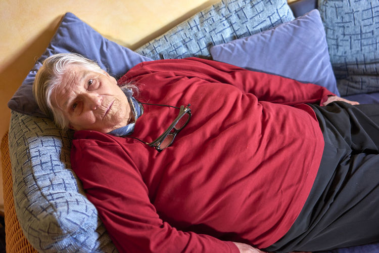 Aged Woman Woman Aged Aging Grandmother Senior Senior Woman