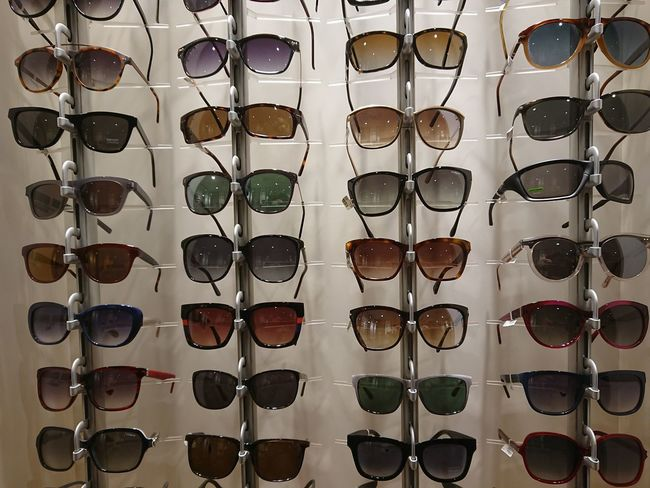 Berlin, Germany - January 2, 2018: Sunglasses in store window display Fashion Window Display Abundance Arrangement Choice Collection Eyeglasses  Eyeglasses  Eyewear Fashion For Sale Indoors  Large Group Of Objects No People Protection Sight Sun Glasses Sun Protection Sunglases Sunglasess Sunglasses Sunglasses :) Sunglasses ✌👌 Sunglasses👓 Variation