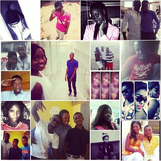 2013 in Retrospect Good or Bad... There is hope as we are alive... We thank God for everything He has done in our lives as we expect greater things in 2014 and the upcoming years..... untagged peeps... nxt yr by this may u all have instagram on your phones Gracephine Pearl Rachel Dorcas AmaNyantakyiwaa DannyMartey