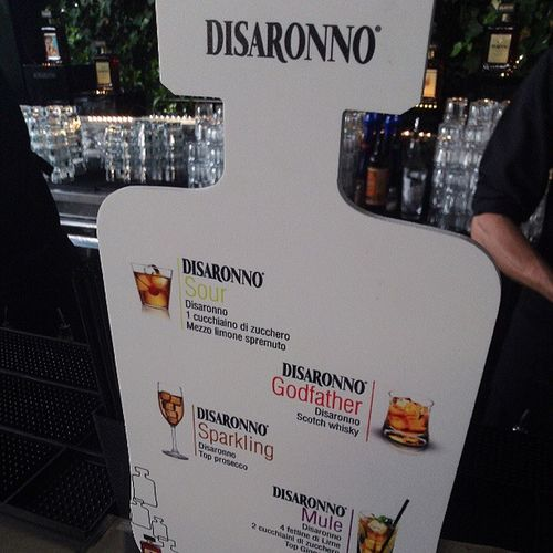 Which one? Disaronno