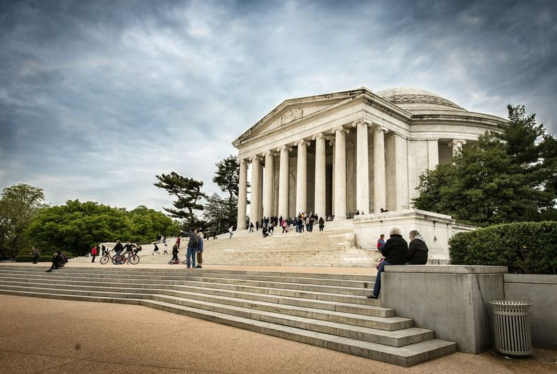 Jefferson Memorial Washington, D. C. Architecture Architecture_collection Seeing The Sights Natgeotravel Huffpostgram Eye4photography  EyeEm Gallery Nikon Travel Photography Check This Out Taking Photos Enjoying Life