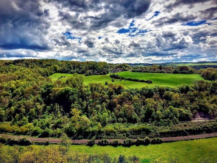 Belgium view