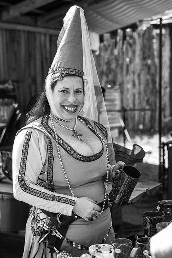 Canon Sherwood Forest Faire EyeEmTexas Renaissance Festival Canon7dMK2 Blackandwhite Blackandwhite Photography Black&white Peoplephotography