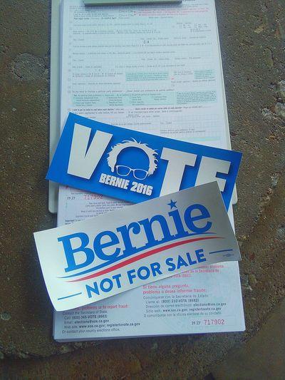 Feel The Bern!!! Bernie Sanders For Presient Bernie2016 Bernieforpresident Bernie Supporter Talk Bernie To Me Bernie Sanders My Photography Bernies Unite! Feel The Bern The Photojournalist - 2016 EyeEm Awards Voting For A Change! Voting Behavior