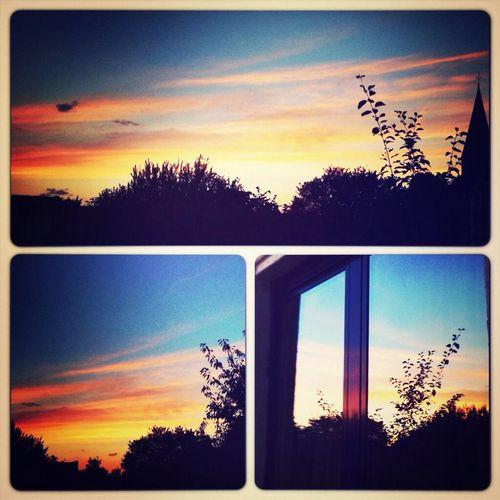 Sky_collection Sunset Hello World Enjoying Life
