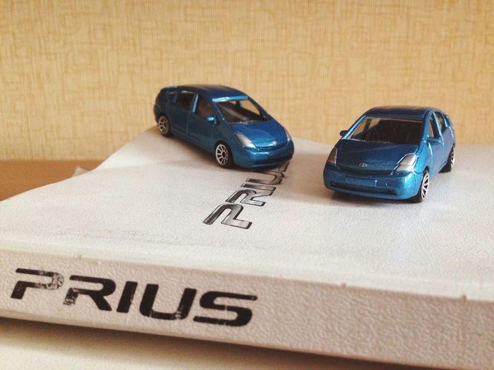 Models & Cars Toyota Prius Hybrid