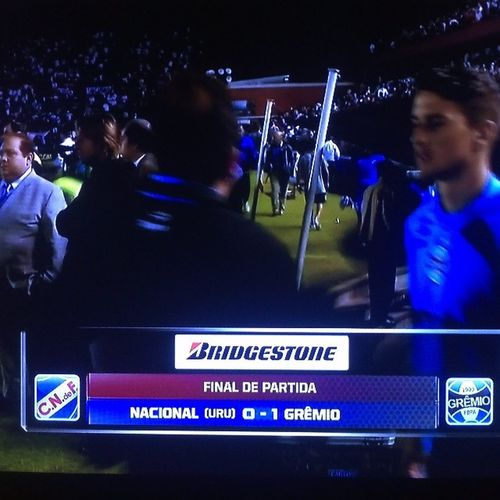 Começando a Libertadores com o pé direito,3 pontos e DALHE GRÊMIO!!!! LA2014