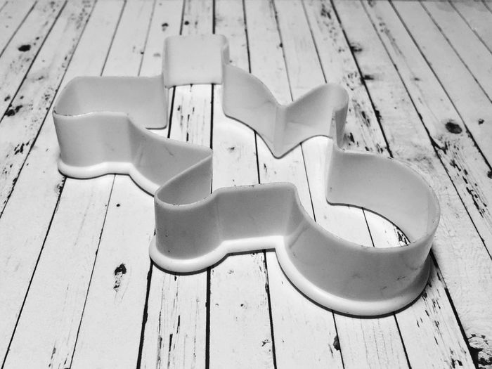 IPS2016White Cookie Cutter Cookie Cutters White