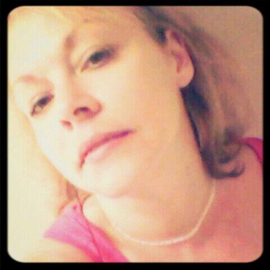 selfie pink lips That's Me Self - Portrait Bored Hello Eyem!