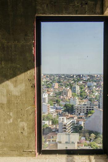 Así yo te veo Asunción Nikon D5100  Lovephotography  EyeEm Best Shots Paraguay-Asuncion Through The Window