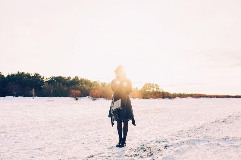 Hello World People Winter Wonderland