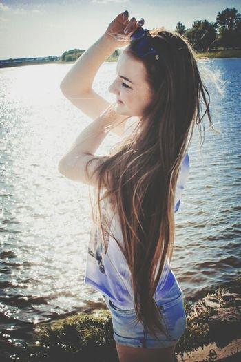 I love summer:)