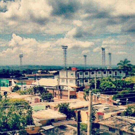 View from Gym in Moca, Dominican Republic Dominicanrepublic Dominican Thirdworld