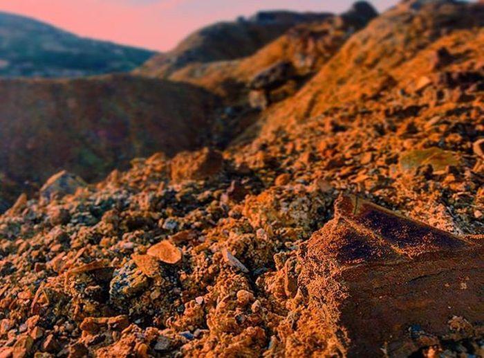 Marte en la tierra Mars Marte Marteenlatierra SPAIN España Instagood Rock Red Rojo PrimerPlano Macro Photooftheday