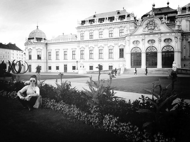 Schloss Belveder Hi! Thatsmylife Enyoing Life