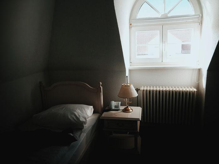 Interior of home