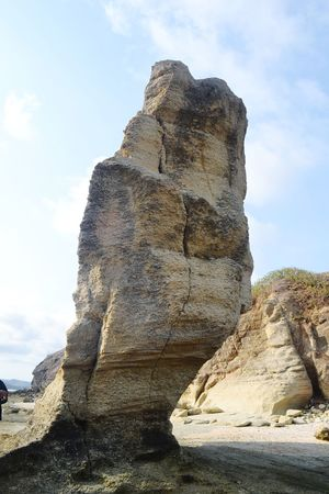 Nature Day Beauty In Nature Batu Payung Lombok INDONESIA Must Visit Outdoors Stone Rock Lost In The Landscape