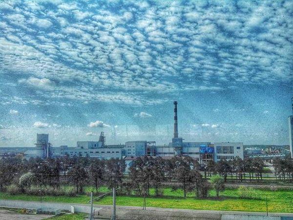 Belarus Skidel Nature Spring Sky беларусь Природа скидель весна небо фотостелефона Mobile Telephone HDR