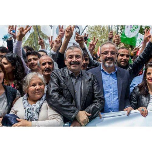 HDP Sirrisureyya Sirrisakik 1may2015 ankara peace baris serhildan berxwedan
