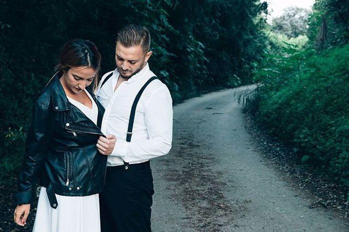 Margui y Diego @glezbandera Postboda Novios Cártama Malaga Wedding Boda Fotografodebodas Alvaroguerrero Weddingawards Amor Love Chaquetayvestido Novia Bride Groom