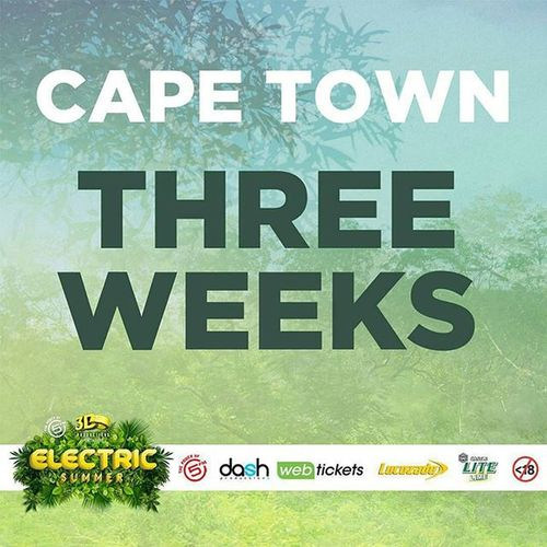 @Regrann from @dash_productions - 🎶 3 Weeks until Electric Summer feat. Clean Bandit, Goldfish, Paul Bingham, Al Bairre, PH Fat & More hits Cape Town! 7 Nov - Hamilton's Rugby Club (CT) 8 Nov - Zoo Lake (JHB) Contact 061 231 1007 for Early Bird tickets 🎉 ElectricSummerSA ElectricSummerCPT ElectricSummerJHB CleanBandit Regrann