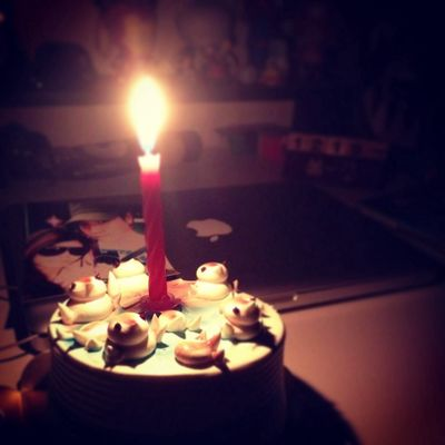 BD cake.getting older&older ,and getting stronger&stronger Birthday Birthdaycake 生日 誕生日