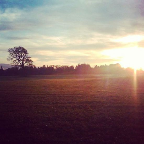 Still Sunset Countrywalks Inspiration Feelinggood
