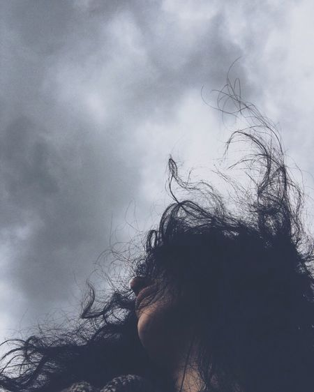Showing Imperfection Clouds And Sky Clouds Cloudscape Cloud_collection  Let Your Hair Down