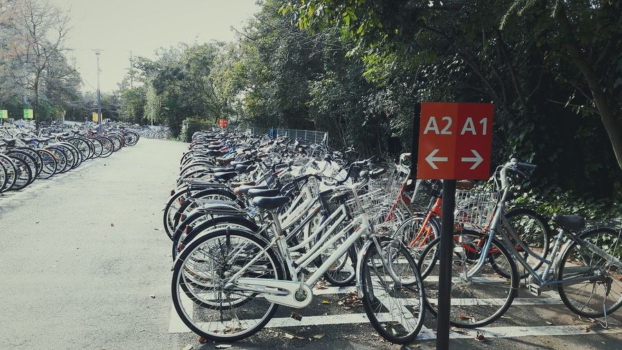 bikes not for