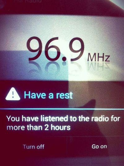 Radio Joke