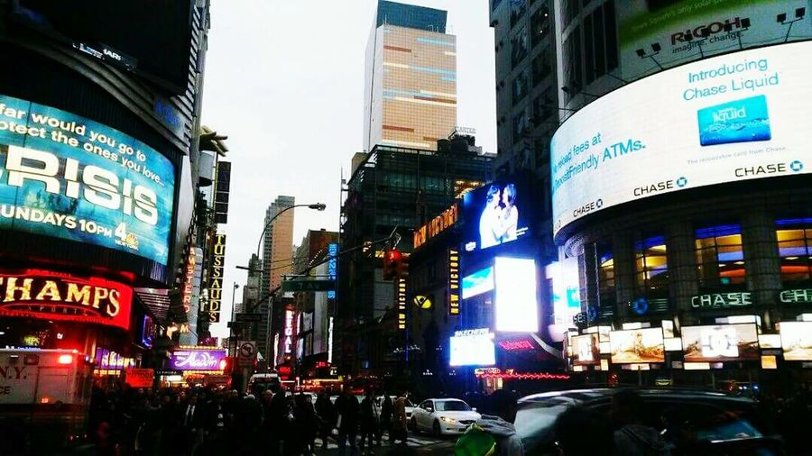 New York City New York ❤ New York City Life New York City Photos New York Street Photography New York State Of Mind New York Photography New York At Night New York Spring 2015 New York I Love You. New York Times New York State New York City Streets City Travel Destinations Night Business Crowd Urban Skyline Cityscape City Street Illuminated Skyscraper Yellow Taxi